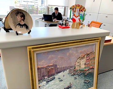 リオ税理士法人の内観写真
